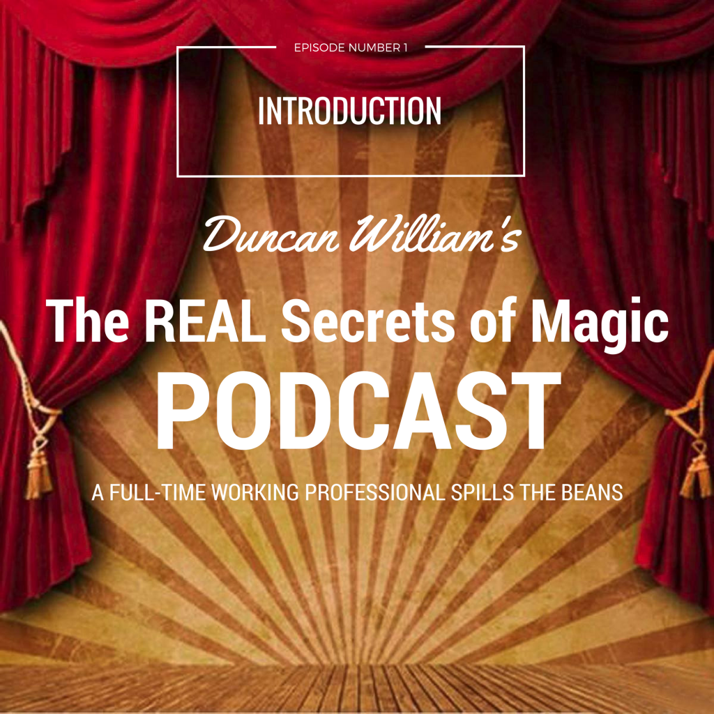 The REAL secrets of magic episode 1